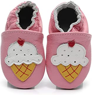 ice cream in a shoe