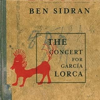 The Concert for García Lorca by Ben Sidran (1999-10-12)