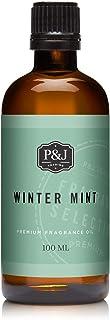 Sponsored Ad - Winter Mint Fragrance Oil - Premium Grade Scented Oil - 100ml/3.3oz