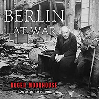 Berlin at War audiobook cover art
