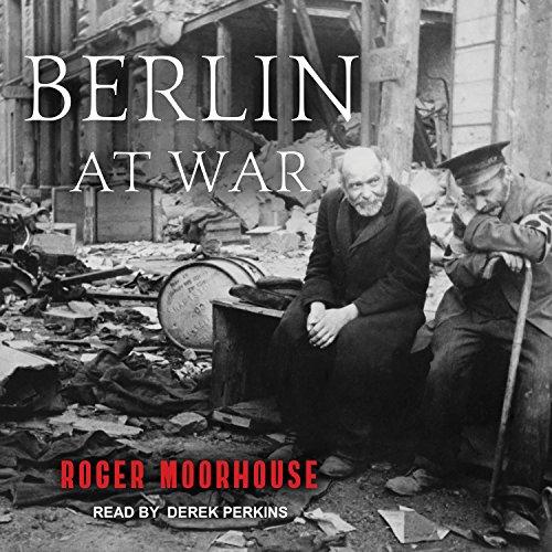 Berlin at War audiobook cover art