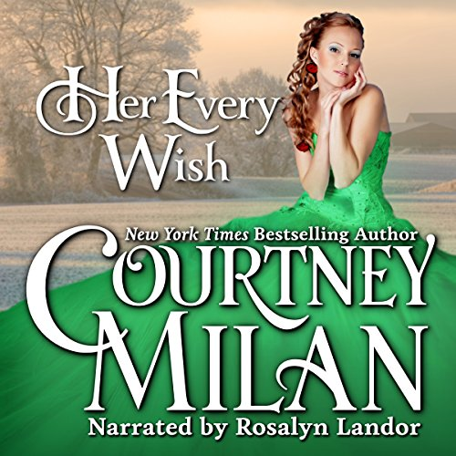 Her Every Wish audiobook cover art