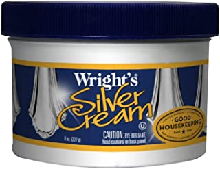 Wright's Silver Cream 8 oz (Pack of 3)