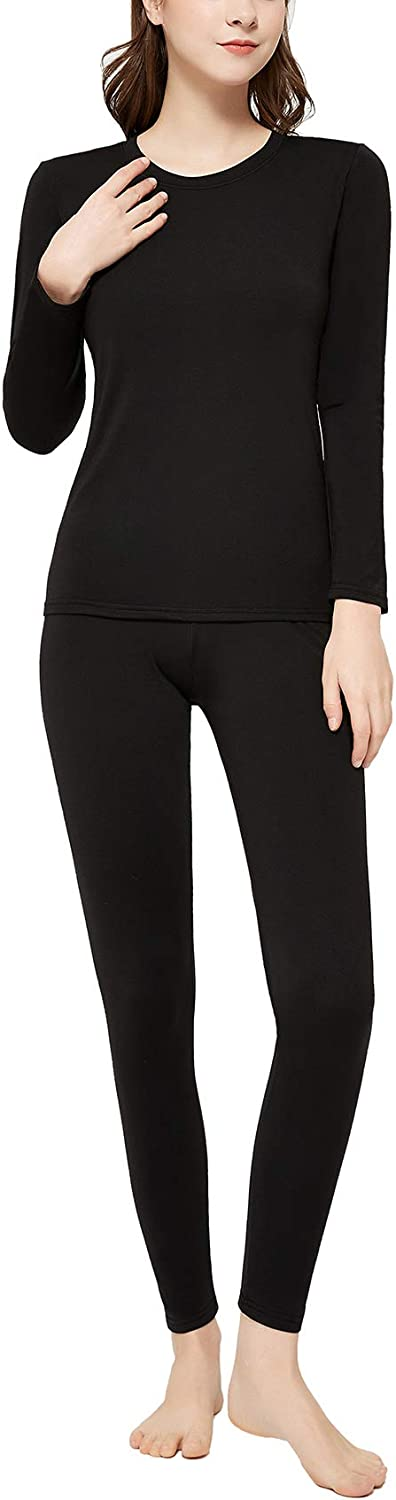 Starlemon Thermal Underwear for Women Ultra Soft Fleece Houston Mall Max 90% OFF Lined Th