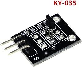 Leyal Smart Electronics 3pin KY-035 Class Bihor Analog Hall Magnetic Sensor Module for arduino DIY KIT