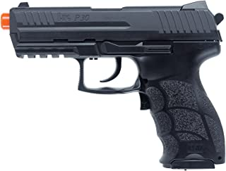 HK Heckler & Koch P30 Electric Blowback 6mm BB Pistol Airsoft Gun, Black