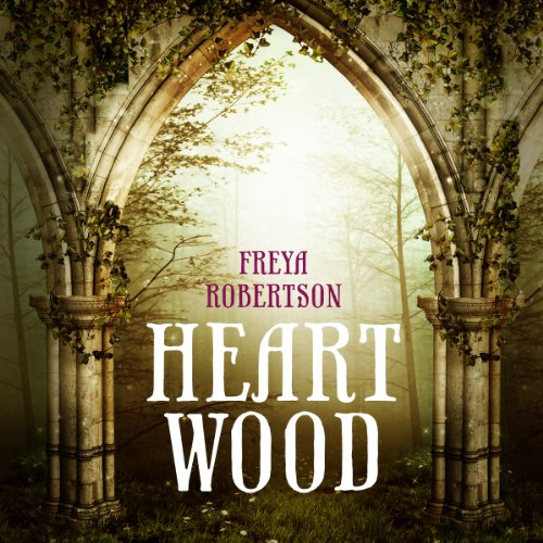 Heartwood audiobook cover art