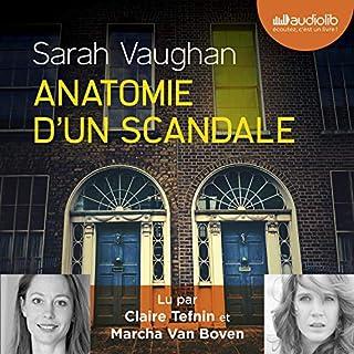 Couverture de Anatomie d'un scandale