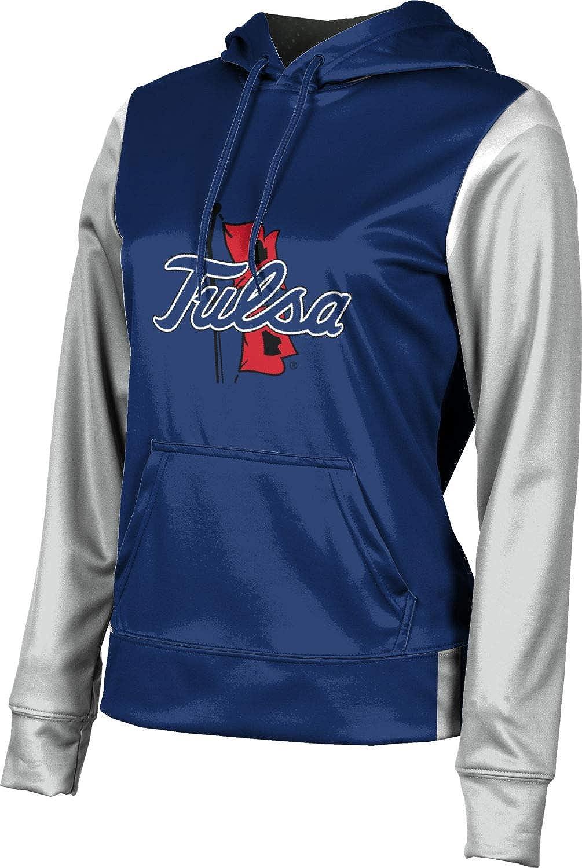 ProSphere University of Tulsa Girls' Pullover Hoodie, School Spirit Sweatshirt (Tailgate)