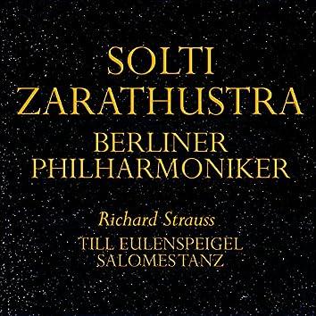 Richard Strauss: Also sprach Zarathustra; Till Eulenspiegels lustige Streiche; Salome's Dance