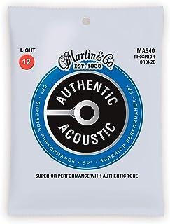 Martin Authentic Acoustic Guitar Strings - Superior...