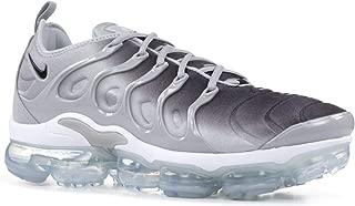 Nike Men's Air Vapormax Plus Running Shoes (8.5, Black/Dark Grey)