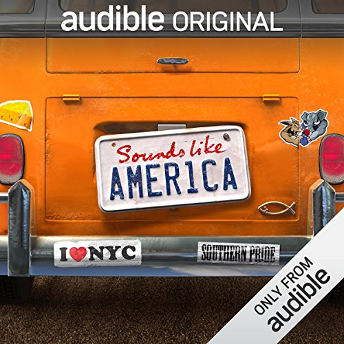 Ep. 18: America from Abroad with Rob Delaney (Sounds Like America) audiobook cover art