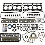 ECCPP Full Head Gasket Set for Dodge for Ram 1500 for Jeep for Chrysler 2003-2008 5.7L Aut...