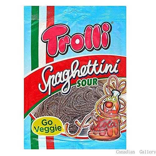 トローリ スパゲティ サワーコーラ(グミ)  100g×8袋