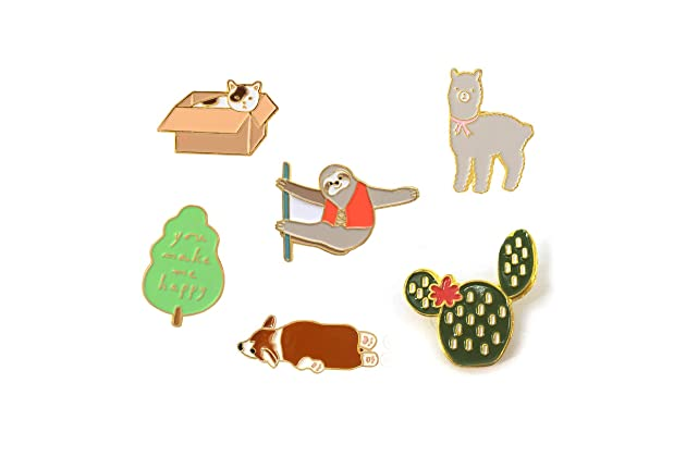 Best aesthetic pins for backpacks | Amazon com