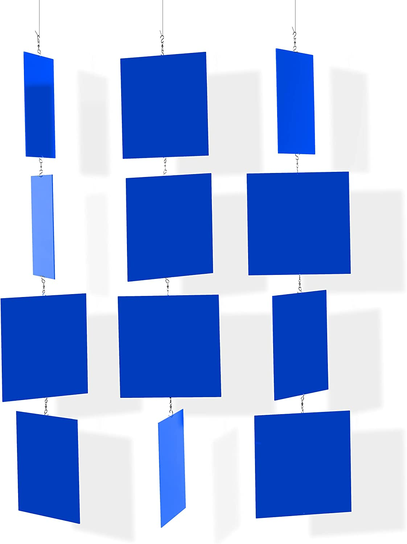 Royal Max 58% OFF online shop Navy Blue MODcast Art Century Mid Divider Room Mobile