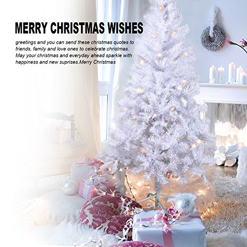 Azadx-Artificial-Christmas-Tree-4ft-7ft-Indoor-Xmas-Decoration-Tree-Tips-with-Tree-Stand-Beautiful-XmasTree-Festival-Home-Decoration