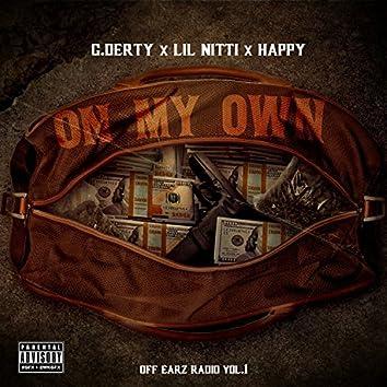 On My Own (feat. Lil Nitti & Happy)