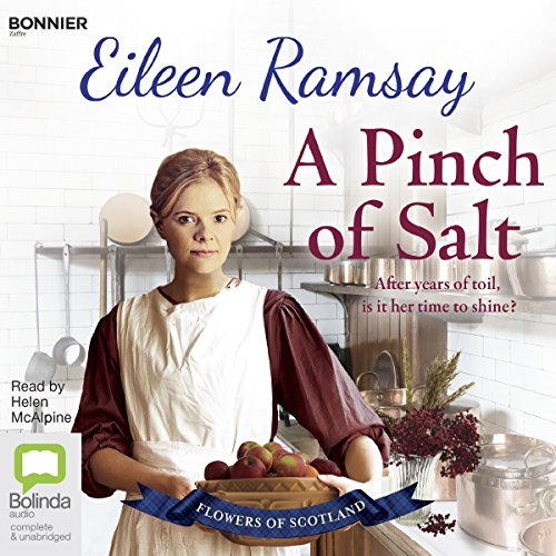 Couverture de A Pinch of Salt