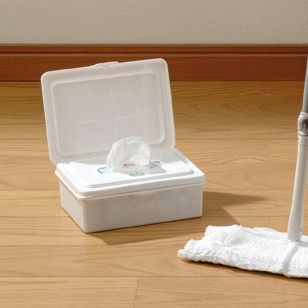Cokeymove Caja para toallitas húmedas, Caja para pañuelos en Cruz, cajón para bebé Sellado con Tapa, dispensador de toallitas húmedas, Caja Cuadrada para toallitas húmedas: Amazon.es: Hogar
