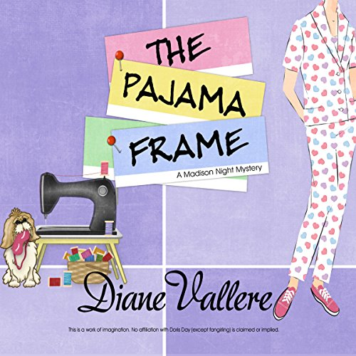 Couverture de The Pajama Frame