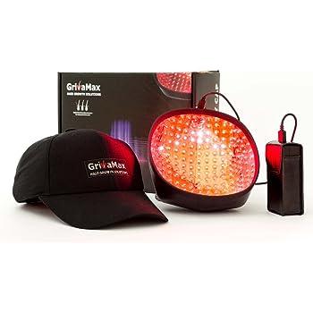 Laser Cap GrivaMax 148 Laser Diode 650 nm tratamiento de ...