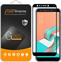 (2 Pack) Supershieldz Designed for Asus ZenFone 5Q Tempered Glass Screen Protector, (Full Screen Coverage) 0.33mm, Anti Sc...