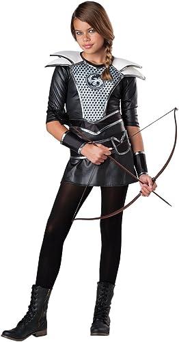 In Character Costumes Katniss Huntress Kostüm für Teenager
