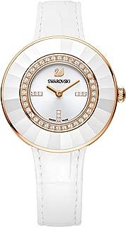 Swarovski Dress Watch For Women Analog Leather - 5182265