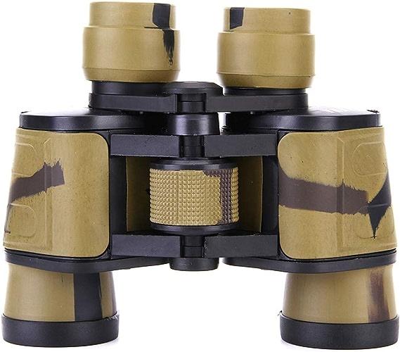 DIAOSI Wangyuanjing Télescope binoculaire HD Classic 8X40 télescope Haute Puissance Camouflage