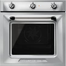 Smeg SF6905X1 - Horno (Medio, Horno eléctrico, 70 L, 3000 W, 70 L, 50 - 250 °C)