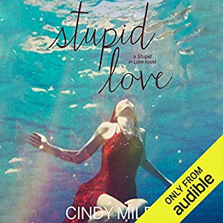 Stupid Love audiobook cover art