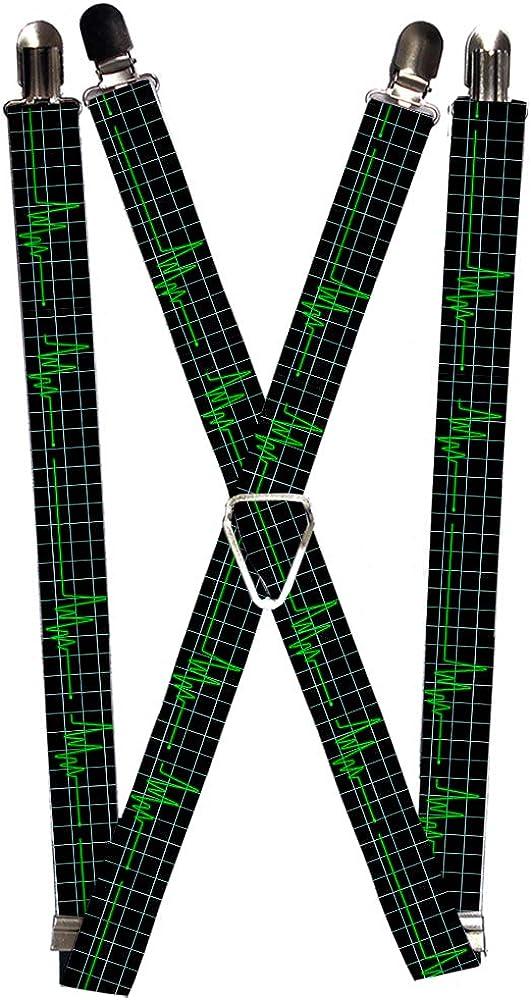 Buckle-Down Suspender - Flatline