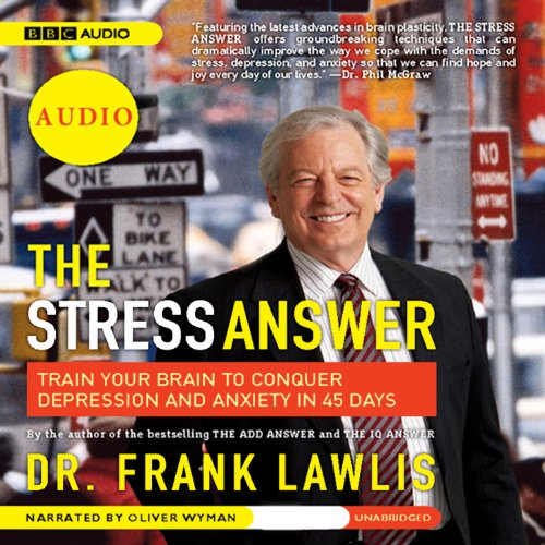 The Stress Answer audiobook cover art