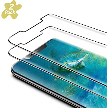 Sunoule [2-Pack Protector Pantalla Compatible con Huawei Mate 20 ...