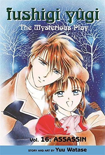 Fushigi Yugi Volume 16