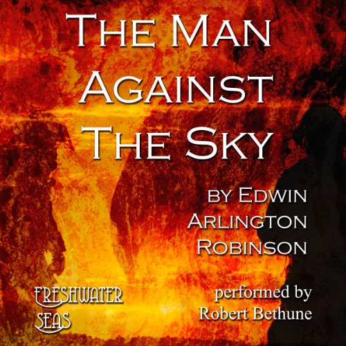 The Man Against the Sky audiobook cover art