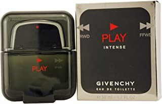 Play Intense by Givenchy for Men Eau de Toilette 50ml