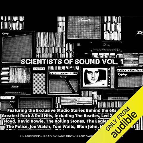 Scientists of Sound I cover art