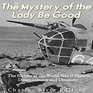The Mystery of the Lady Be Good cover art