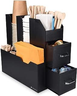 SUNXIN Colgador para tazas Almacenamiento de cocina rack armario gancho de organizador Soportes para Tazas