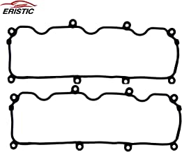 ERISTIC ET1013BS Valve Cover Gasket Set For 1991-2008 Ford Mazda Aerostar Ranger Taurus B3000 3.0L V6 Engine