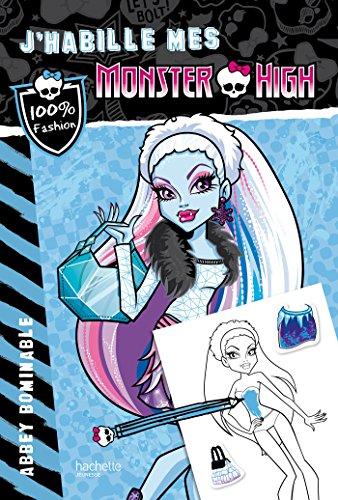 Monster High - J'habille Abbey Bominable