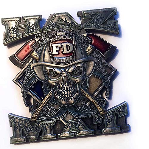 Vision Strike Coins Hazmat Magnum Firefighter Coin