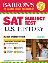 Permalink to Barron's SAT Subject Test U.S. History PDF