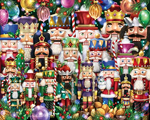Vermont Christmas Company Schiaccianoci Jigsaw Puzzle 1000 Pezzi