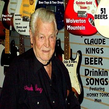 Claude King's Beer Drinkin Songs