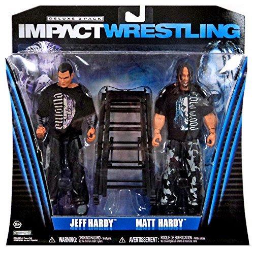 Jeff & Matt Hardy Jakks TNA Impact 2 Pack by Jakks Pacific