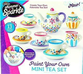 Cra-Z-Art Shimmer 'N Sparkle Mini Tea Set